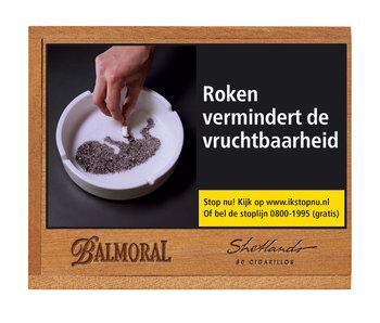 Balmoral Sigaren Shetlands Sumatra Selection 50