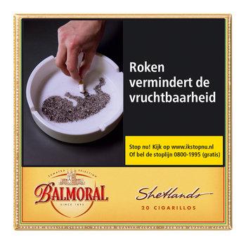 Balmoral Sigaren Shetlands Sumatra Selection 20