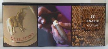 Olifant Sigaren Knakje 53 stuks (nieuwe verpakking)