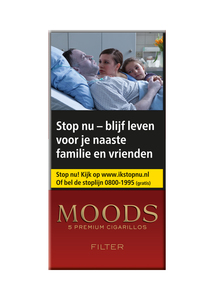 Moods filter sigaren