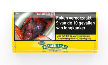 Amber Leaf shag ( half zwaar)