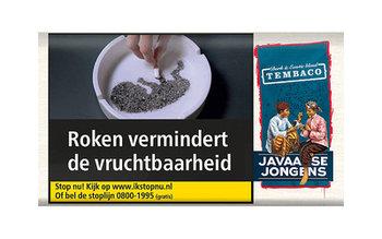 Javaanse Jongens Tembaco shag 40 gram