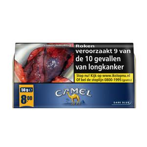 Camel dark blue zware shag 50 gram