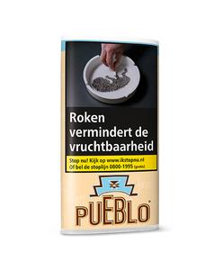Pueblo classic shag 30 gram (geel)