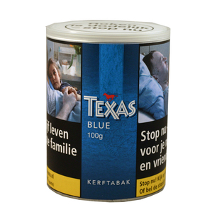Texas blauw sigaretten tabak