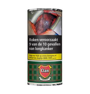 Clan pijptabak 50 gram
