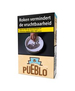 Pueblo red sigaretten    zonder additieven (geel) ( tijdelijk niet levebaar)