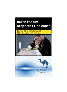 Camel white activate sigaretten (zonder balletje)
