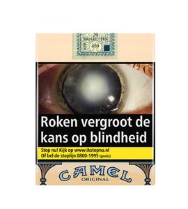 Camel plain 20 sigaretten