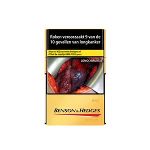 Benson&Heddges gold sigaretten