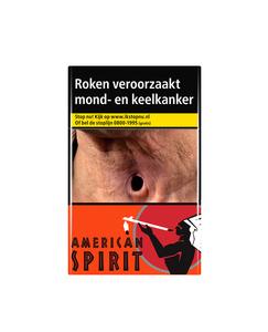American spirit oranje sigaretten