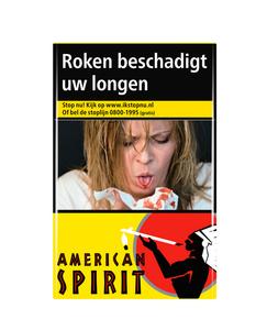 American spirit geel sigaretten