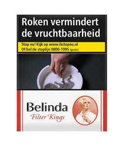 Belinda filter kings sigaretten