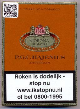 Hajenius Corona Sumatra Sigaren 5