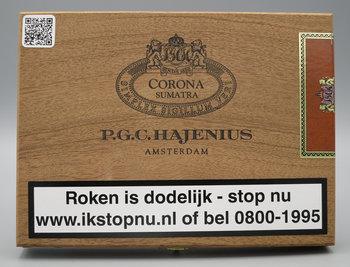 Hajenius Corona Sumatra Sigaren 10