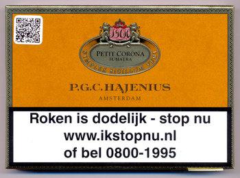 Hajenius Petit Corona Sigaren 10