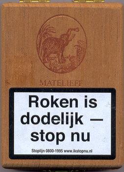 Olifant Sigaren Matelieff 10 stuks