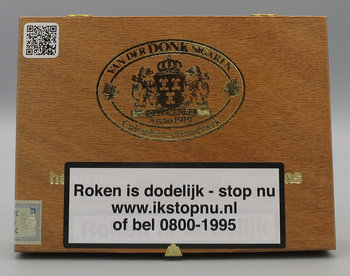 Van Der Donk Sigaren Panatellas
