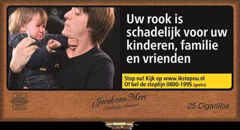 Jacob Van Meer Cigarillos sigaren