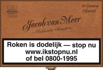 Jacob Van Meer Sigaren Corona Special 10