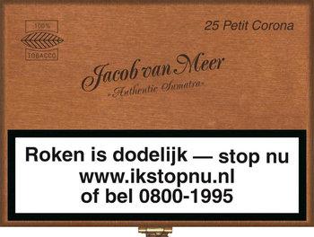 Jacob Van Meer Sigaren Petit Corona 25