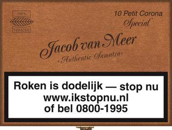 Jacob Van Meer Sigaren Petit Corona Special 10