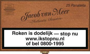 Jacob Van Meer Quality Panatella 25