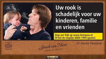 Jacob Van Meer Sigaren Slanke Panatella 25