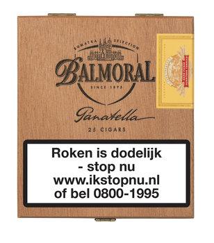 Balmoral Panatella sigaren 25