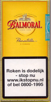 Balmoral Panatella sigaren 5