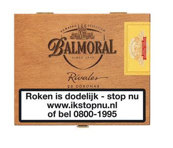 Balmoral Corona Rivales sigaren 25
