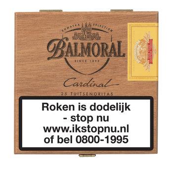 Balmoral Cardinal sigaren 25