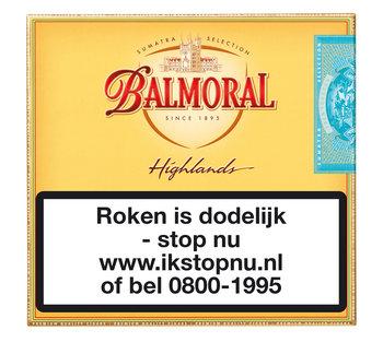 Balmoral Highland sigaren 10