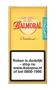 Balmoral Sigaren Overland Sumatra Selection 5