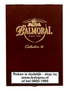 Balmoral Collection sigaren 20