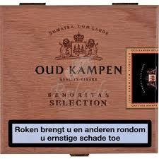 Oud Kampen Selection Senoritas sigaren 50