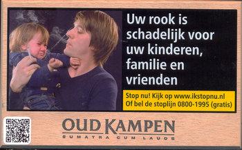 Oud Kampen La Reina (Tuitknak) sigaren 50