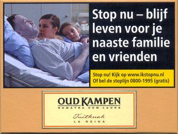 Oud Kampen La Reina (tuitknak) sigaren 10