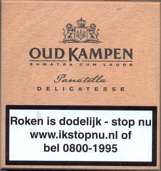 Oud Kampen Panatella Delicatesse sigaren 25