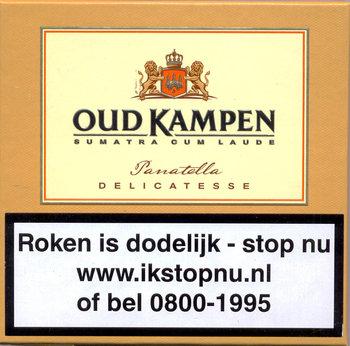 Oud Kampen Panatella Delicatesse sigaren 10