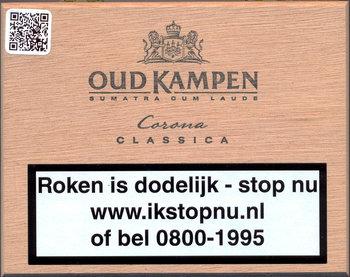 Oud Kampen Corona Classica sigaren 25
