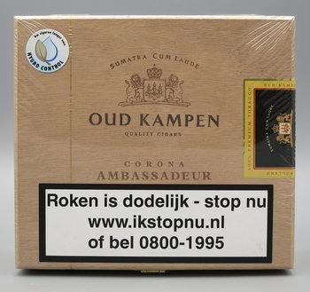 Oud Kampen Corona Ambassadeur sigaren