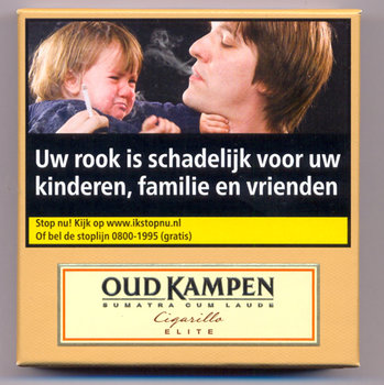 Oud Kampen Cigarillo Elite sigaren 20