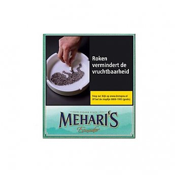 Agio Meharis Ecuador sigaren