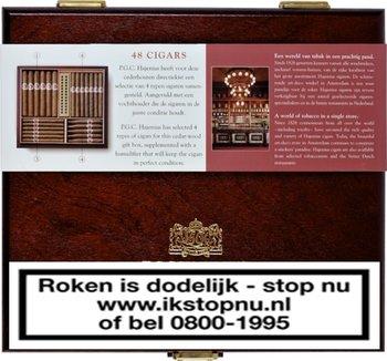 Hajenius Assortiment Directiekist Sigaren 48
