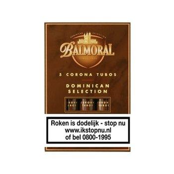 Balmoral Dominican Selection Small Panatela Tubos sigaren