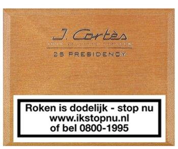 J. Cortes Sumatra Presidency