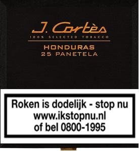 Cortès Honduras Panatela sigaren