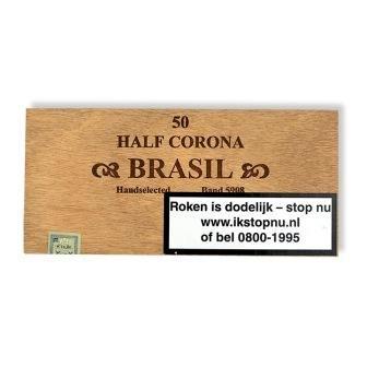 Half Corona Brasil Sigaren