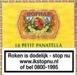 Hofnar Petit Panatella Sigaren kist